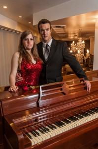 Sofía y Samuel – Jueves de Tango