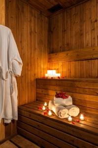 Spa-sauna seco
