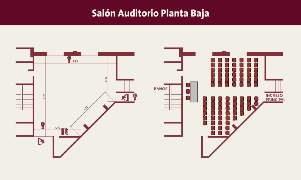 salon auditorio planta baja