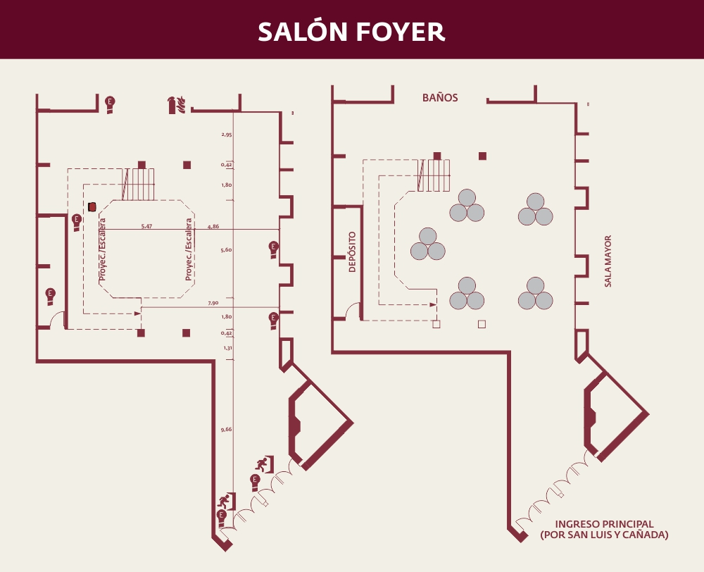 salon foyer