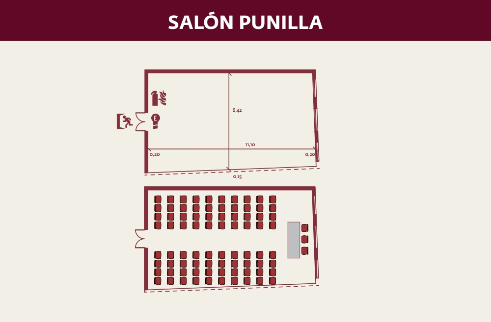 salon punilla
