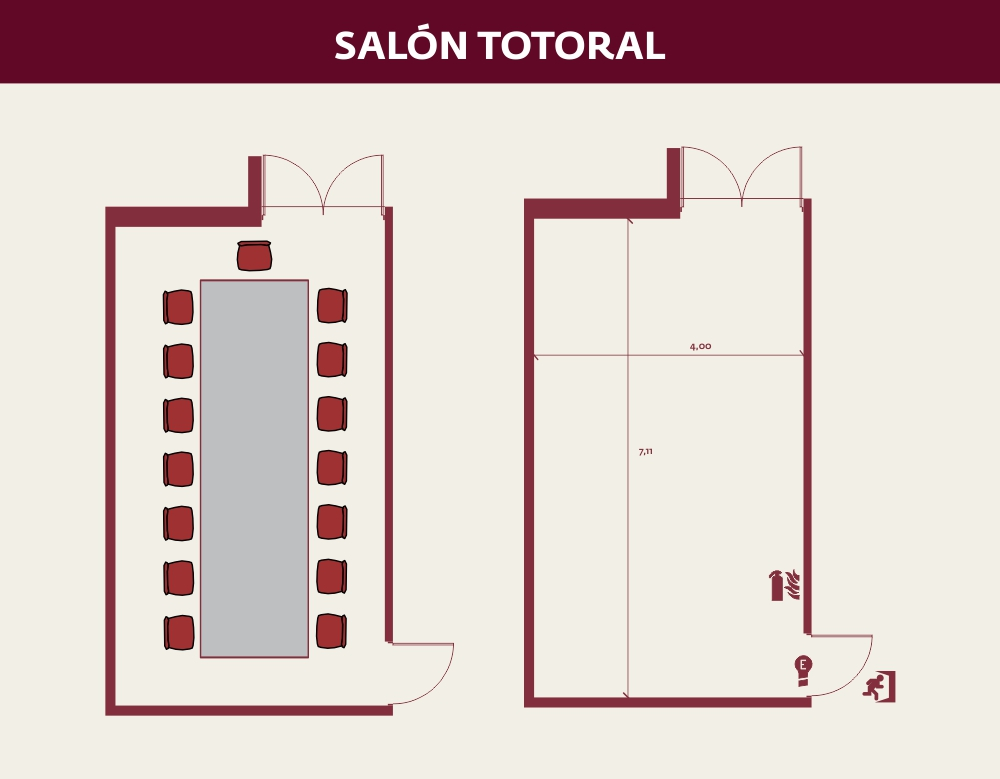 salon totoral